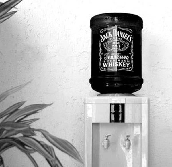 22.) Jack Daniel-begitu sederhana