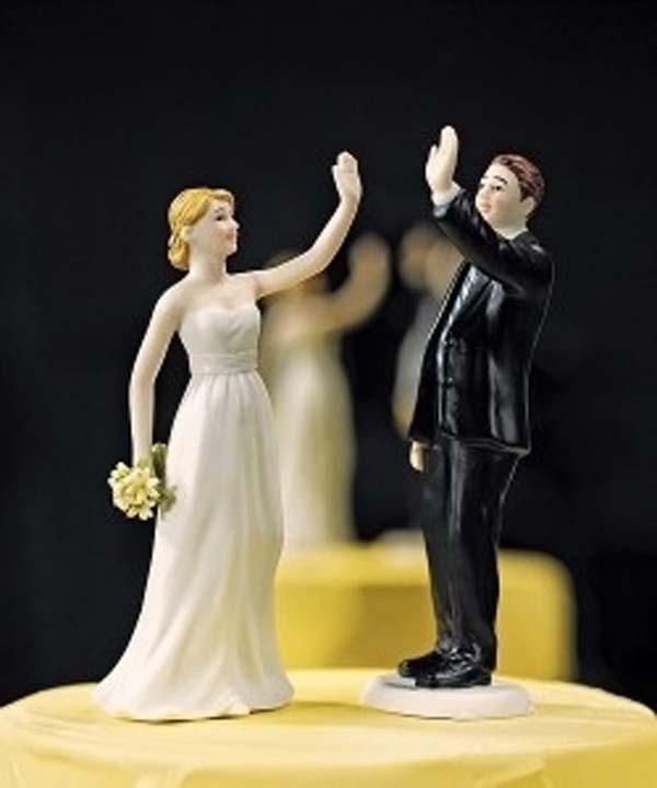13.) Pilih puncak kue yang tak terlupakan