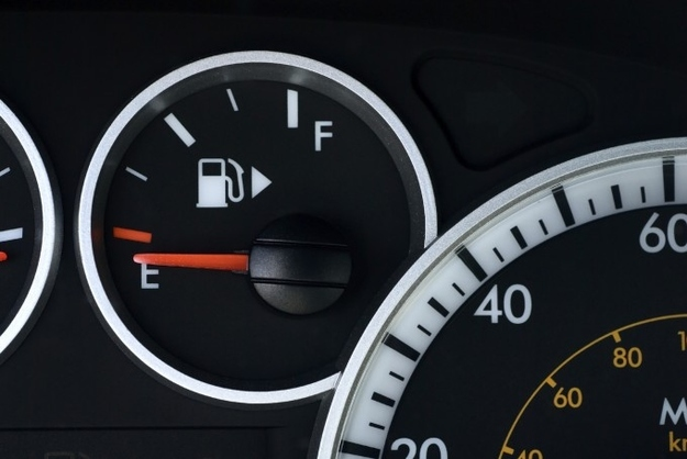 2. The arrows on your fuel gauge show you which side of the car the tank is on.