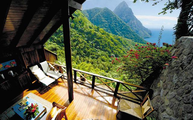 Apakah Anda ingin minum kopi di pegunungan Kolombia?