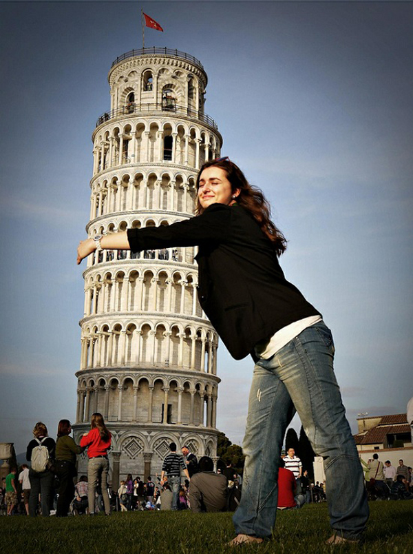 31.) I love you, tower!