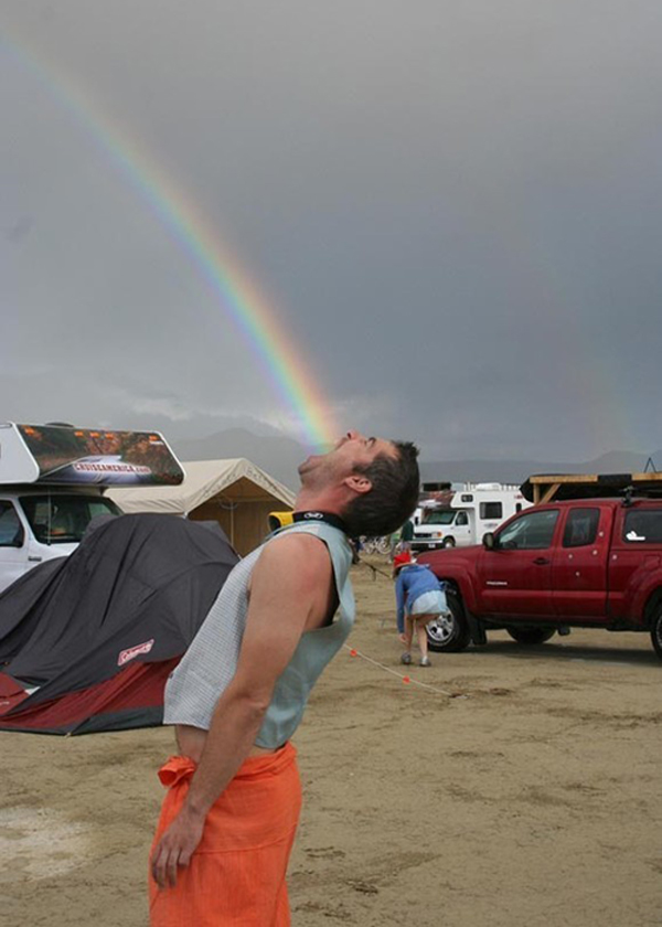 23.) This is how you taste the rainbow.