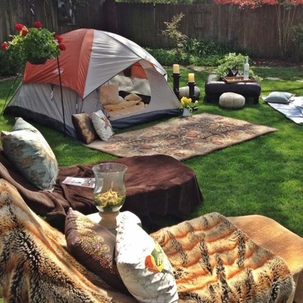These 32 Do It Yourself Backyard Ideas For Summer Are Totally