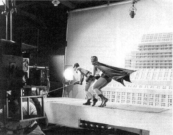 17.)《蝙蝠侠》(Batman)的制作(1966)。