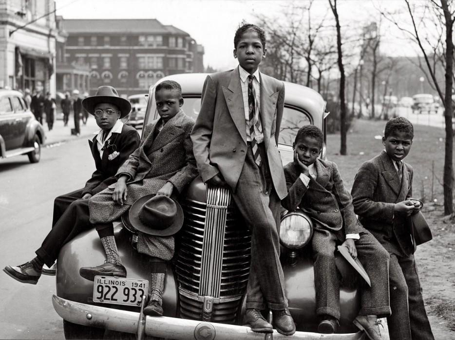 Children of Chicago (1941).