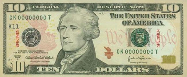 如果您的口袋里只有10美元,而且没有债务,那么您的财富将超过25%的美国人。