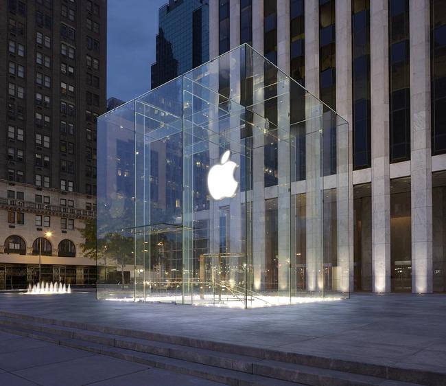 苹果比美国财政部拥有更多的钱。