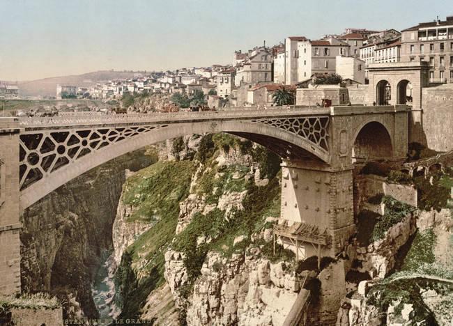 阿尔及利亚君士坦丁桥
