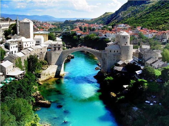 波斯尼亚莫斯塔尔莫斯塔尔·莫斯塔尔(Stari Most)