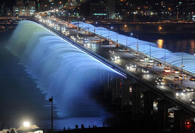 半坡桥,首尔,韩国