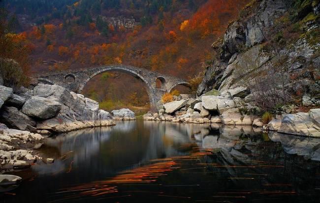 Dyavolski Most,阿迪诺,保加利亚