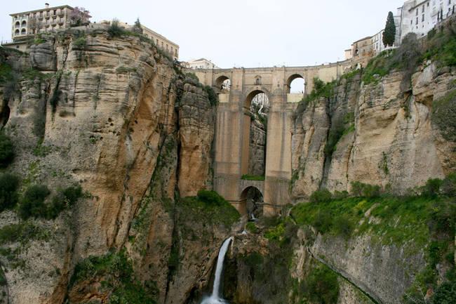 Puente Nuevo,隆达,西班牙