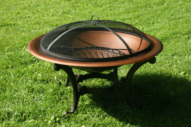 You Can Make A Cheap Pizza Oven Using A Fire Pit And A ...