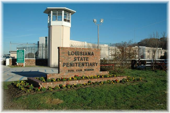 Louisiana is in jail