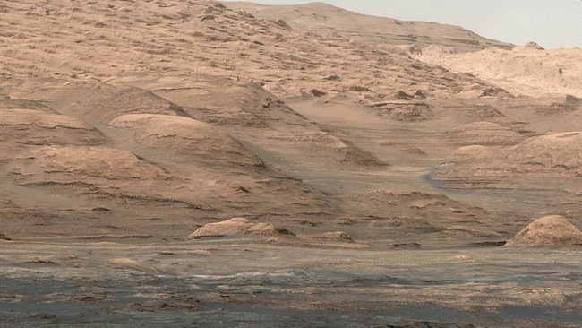 Life On Mars Was Wiped Out By A Nuclear Explosion