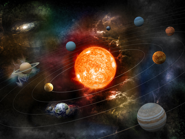 Climate Change Throughout the Solar System