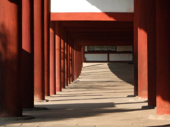 Hitobashira: This was an ancient practice of putting human beings in pillars. People believed that this somehow made them stronger. To this day, buildings with pillars are said to be haunted by the people trapped in the pillars.