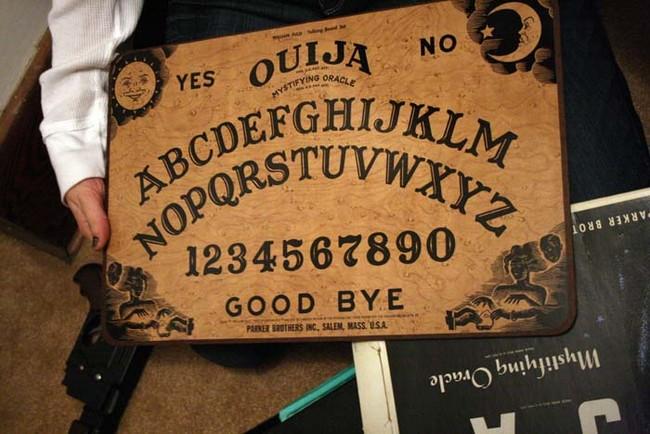 Ouija Board Attack