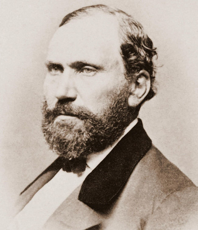 Allan Pinkerton, the man who thwarted an assassination attempt on Abraham Lincoln and hunted Jesse James, was actually killed biting his own tongue and succumbing to infections.