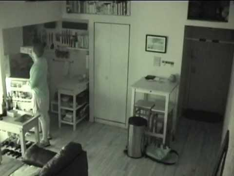 A man in Japan set up a security camera because he suspected someone was stealing from his kitchen. He thought it might have been an animal, but when he saw the footage...