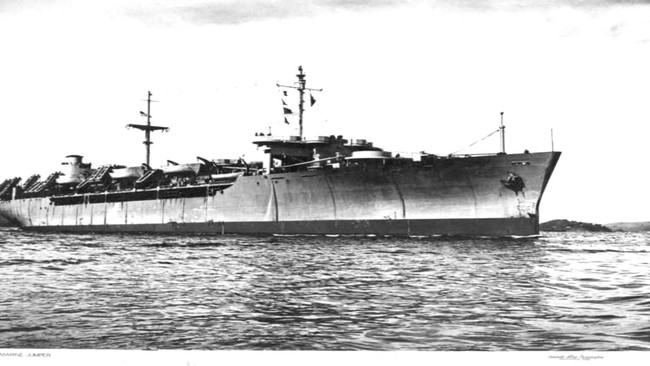 In 1948, strange distress calls from the SS Ourang were picked up off the coast of Indonesia. One voice was heard to say,