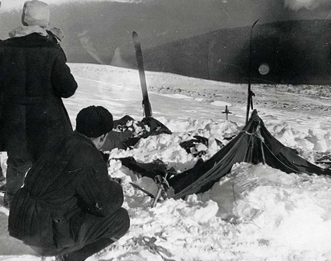 The Dyatlov Pass Incident.