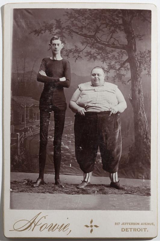 Vintage Freak Show Images
