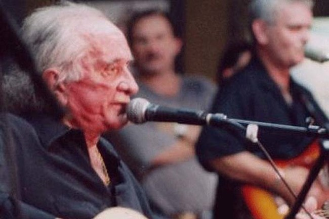 Johnny Cash's final performance.