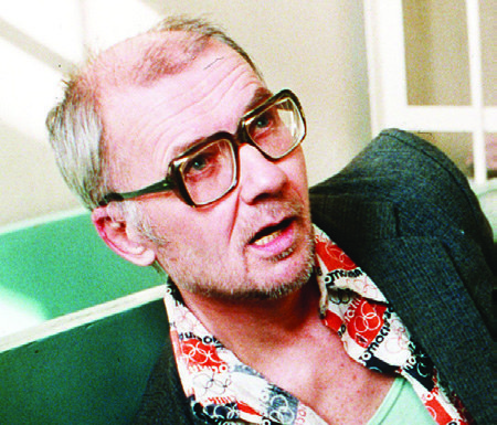 """""""I was a mistake of nature, a mad beast."""" - Andrei Chikatilo"""
