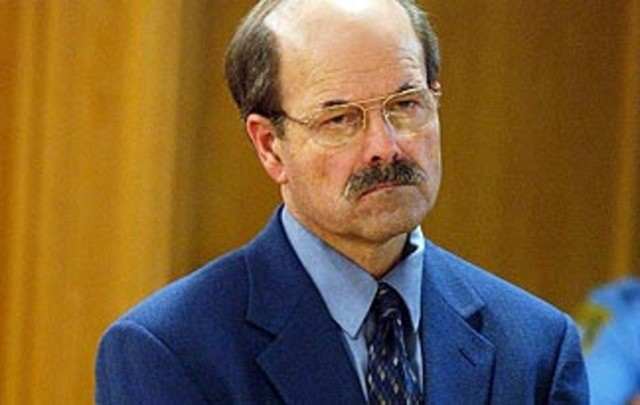 """""""When this monster entered my brain, I will never know, but it is here to stay. How does one cure himself? I can't stop it, the monster goes on, and hurts me as well as society. Maybe you can stop him. I can't."""" - Dennis Rader"""
