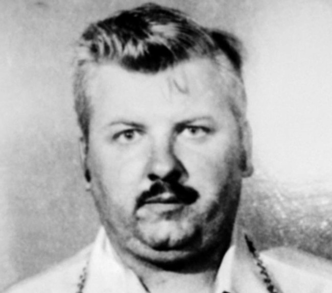 """""""The only thing they can get me for is running a funeral parlor without a license."""" - John Wayne Gacy"""