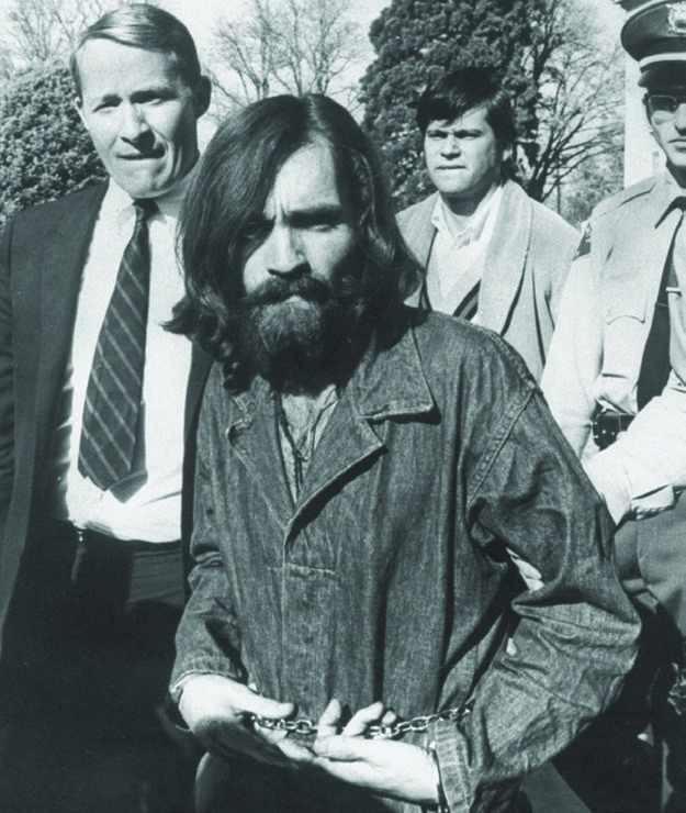 """""""I'm Jesus Christ, whether you want to accept it or not, I don't care."""" - Charles Manson"""