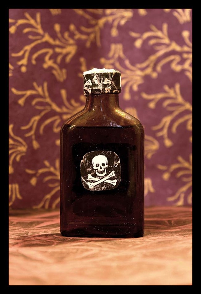 Poison is the method of choice for female serial killers.