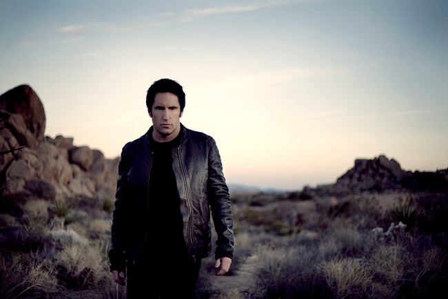 Trent Reznor recorded his hit album, The Downward Spiral, in the house where Sharon Tate was murdered.
