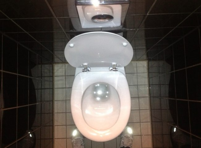 Alfred Hitchcock's Psycho was the first film ever to show a toilet flushing.