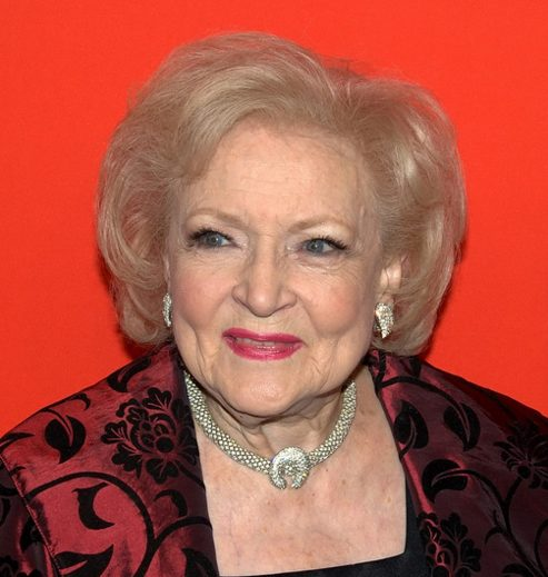 Betty White was born before sliced bread became a thing.