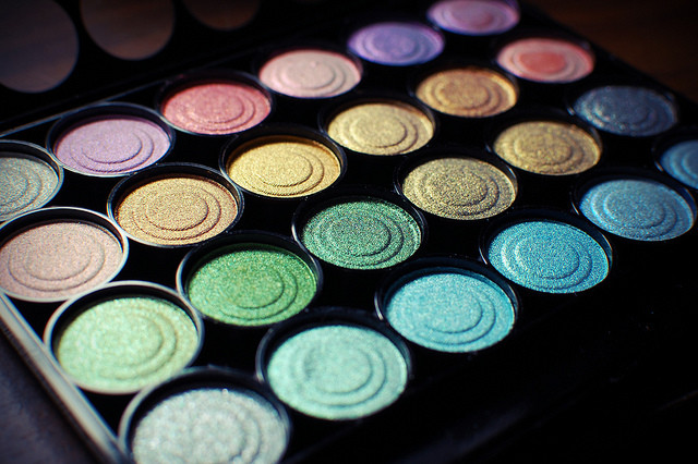 A British woman, on average, spends the equivalent of $160,000 on makeup in her lifetime.