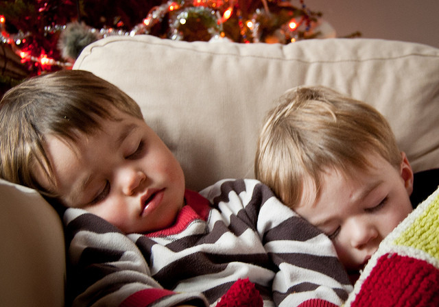 The average human spends about a third of their life asleep.