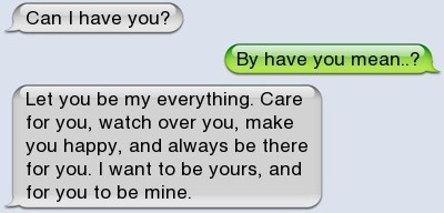 Romantic ever most text The 7