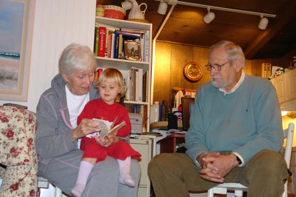22.) Missing the chance to talk to your grandparents before they die. They hold a lot of knowledge and they will only be around for a little while.