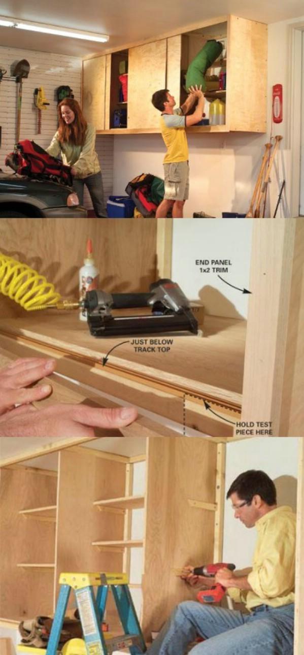 您也可以随时建立自己的橱柜。
