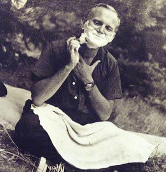 1.) Pope John Paul II