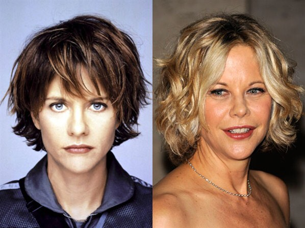 Perhaps the biggest surprise on this list is Meg Ryan.
