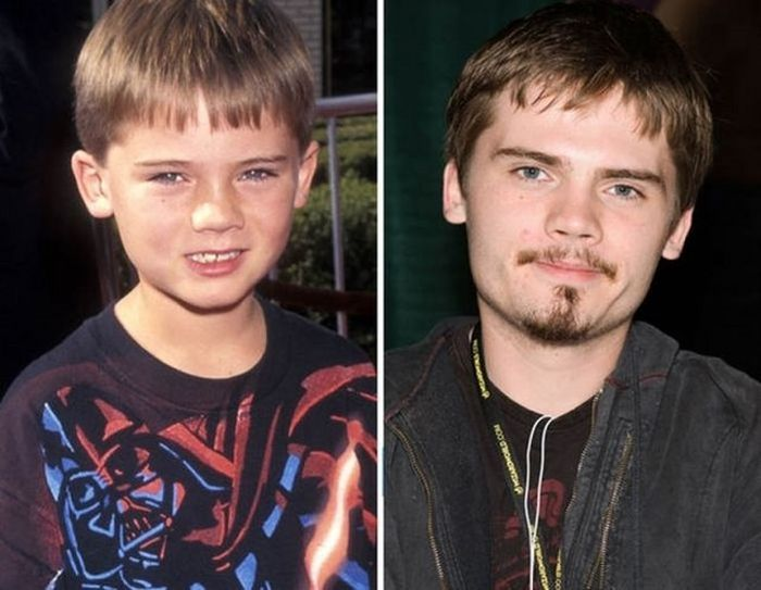 Jake Lloyd - 1999 and now.