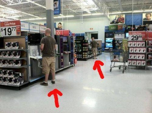 18. Black Friday at Wal-Mart is better when you can travelthrough time.