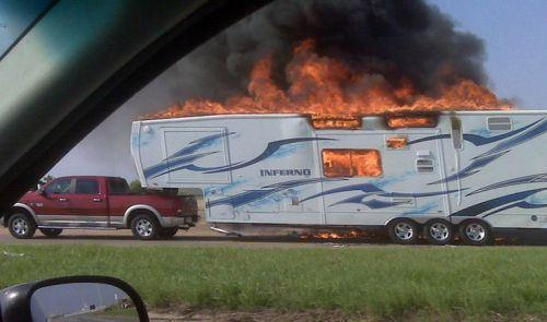 7. Now that's a hot RV.