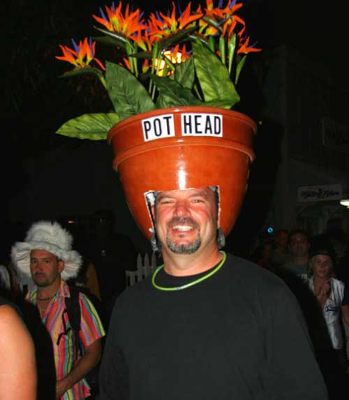 19.) Pot Head (Thank you for explaining!)