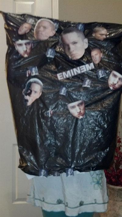 12.) Bag of Eminems