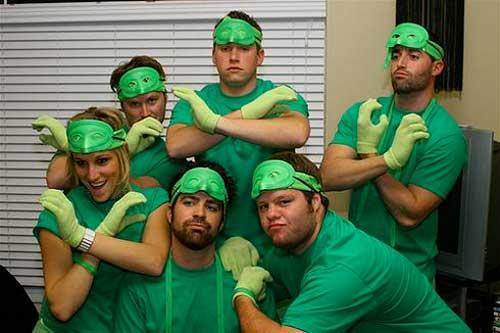 10.) Gang Green