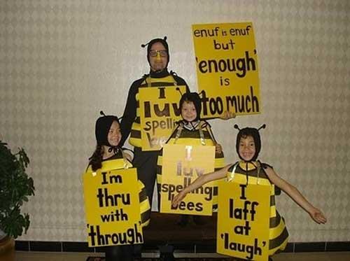 8.) Spelling Bees